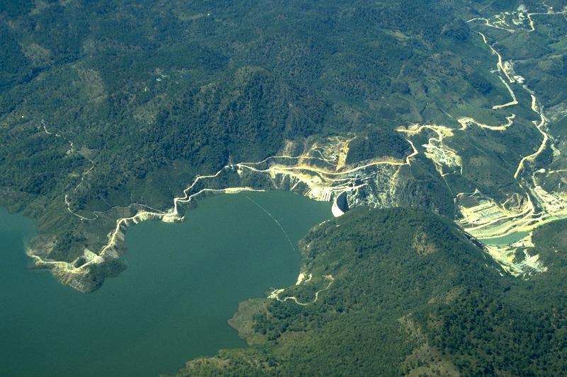 hidroelectrica cajon honduras