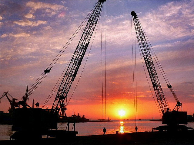 qingdao export port