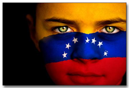 Venezuela boy