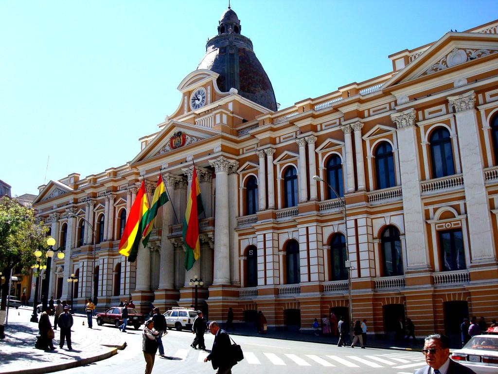 Congreso Nacional Bolivia
