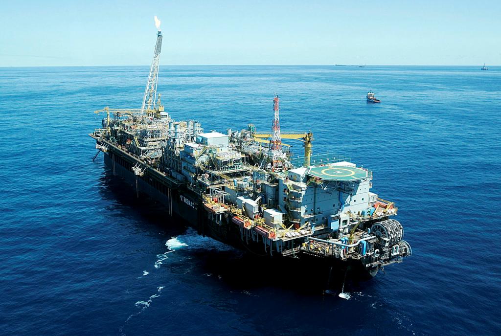 盐下石油的含义、开采挑战与分布特点El petróleo pre-sal: qué es y sus retos