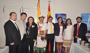 Colombia concurso pagina